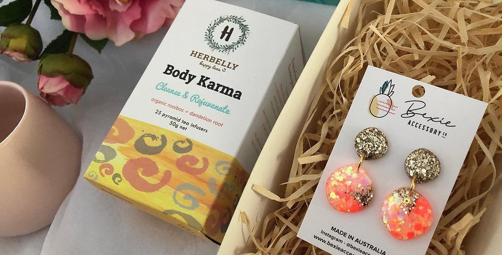 Sip + Sparkle (Body Karma)