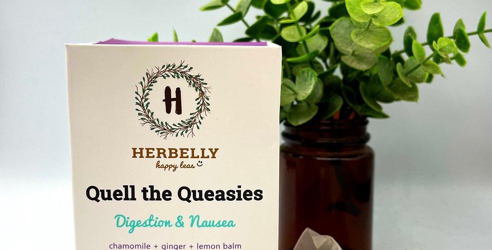 Quell the Queasies (25 tea bags)