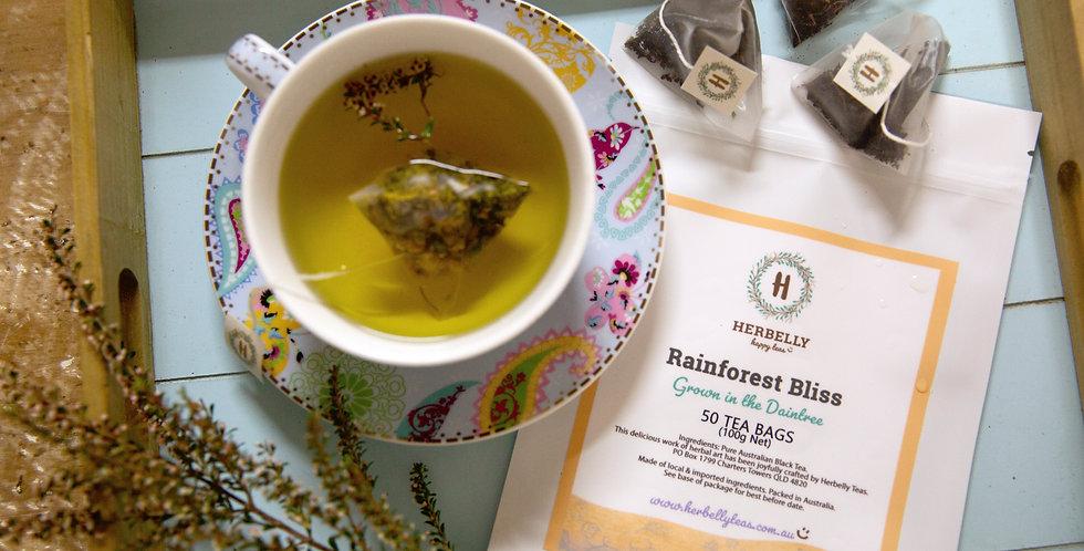 Rainforest Bliss Bulk (50 tea bags)