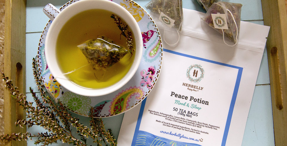 Peace Potion Bulk (50 tea bags)