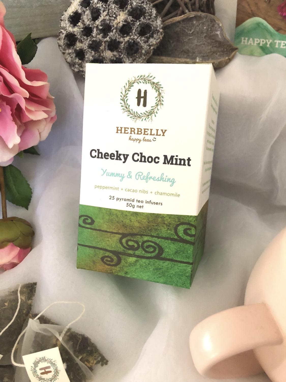 Cheeky Choc Mint (25 tea bags)