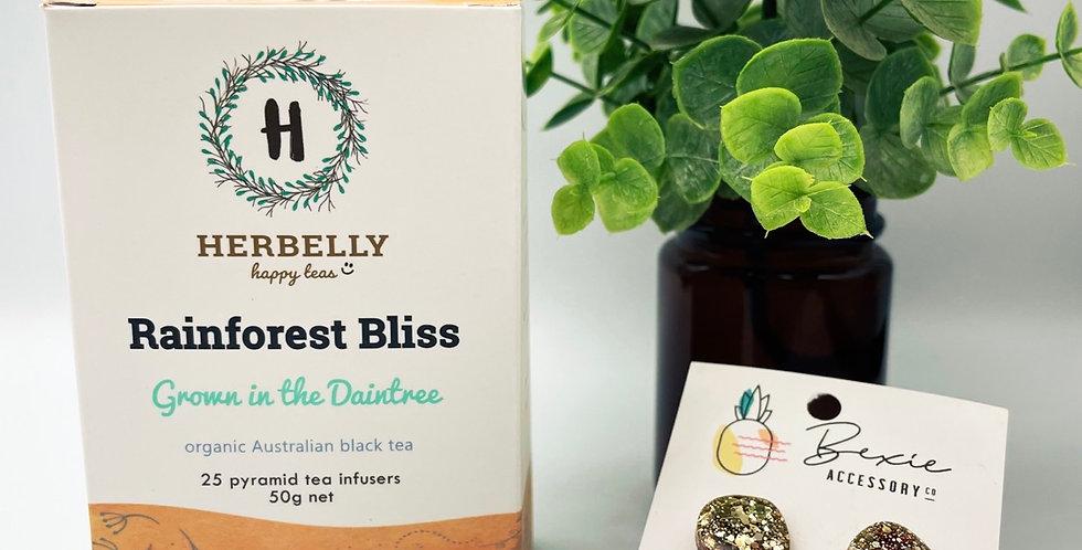 Sip 'n' Sparkle Gift Set - Rainforest Bliss