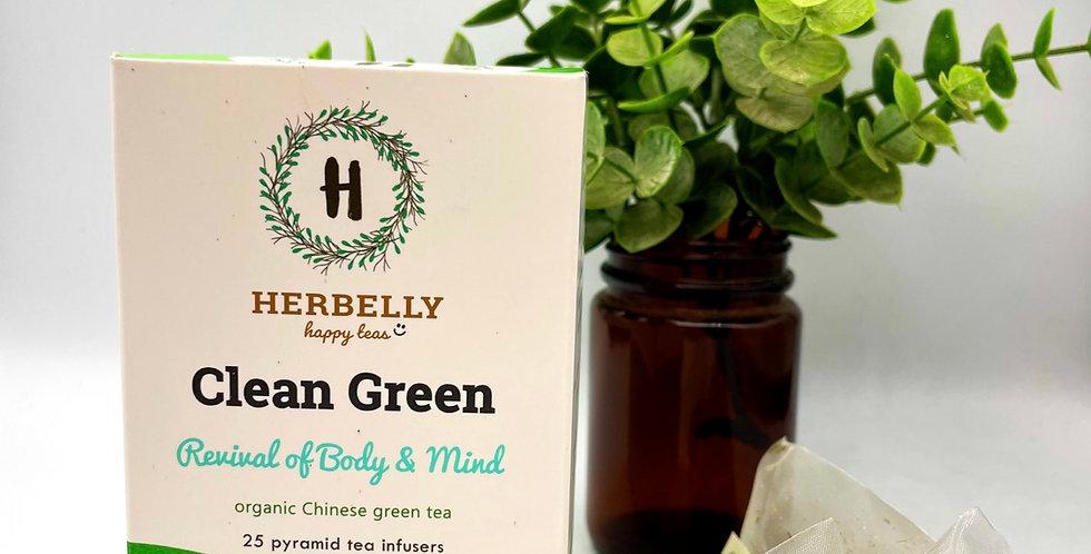Clean Green (25 tea bags)