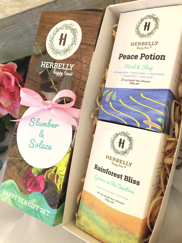 Slumber & Solace Happy Tea Gift Box