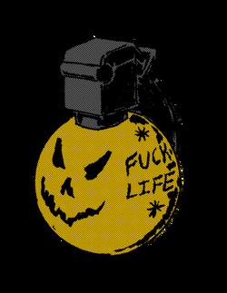 FUCK LIFE