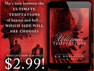 Ultimate Temptations is live and on sale!