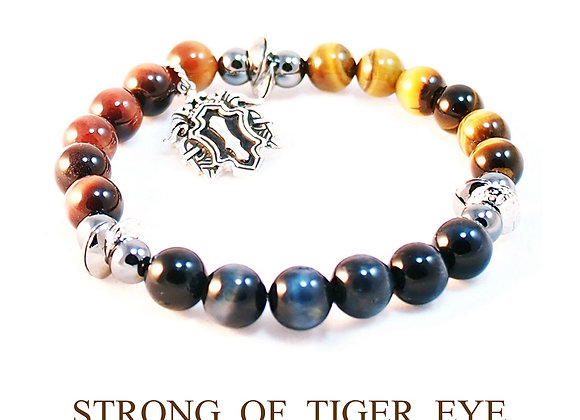 STRONG OF TIGER EYE