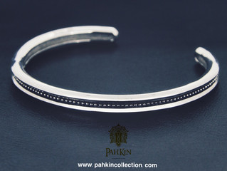 "Luxury & Strong Bangle ""ARMs"""