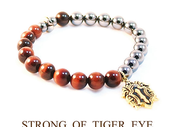 STRONG OF TIGER EYE - STE - 02