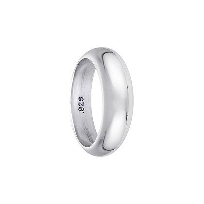 Slender Dome Ring