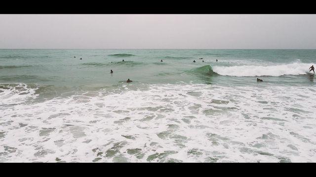 Surfing, Mediterranean Sea