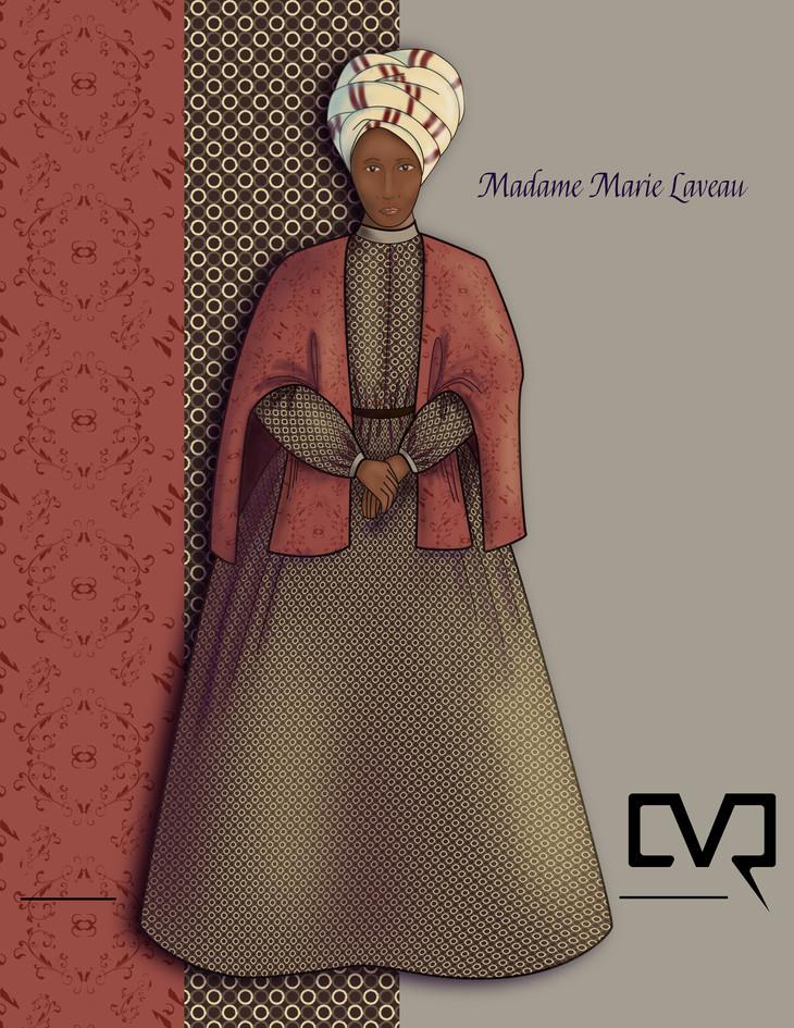 Madame Marie Laveau