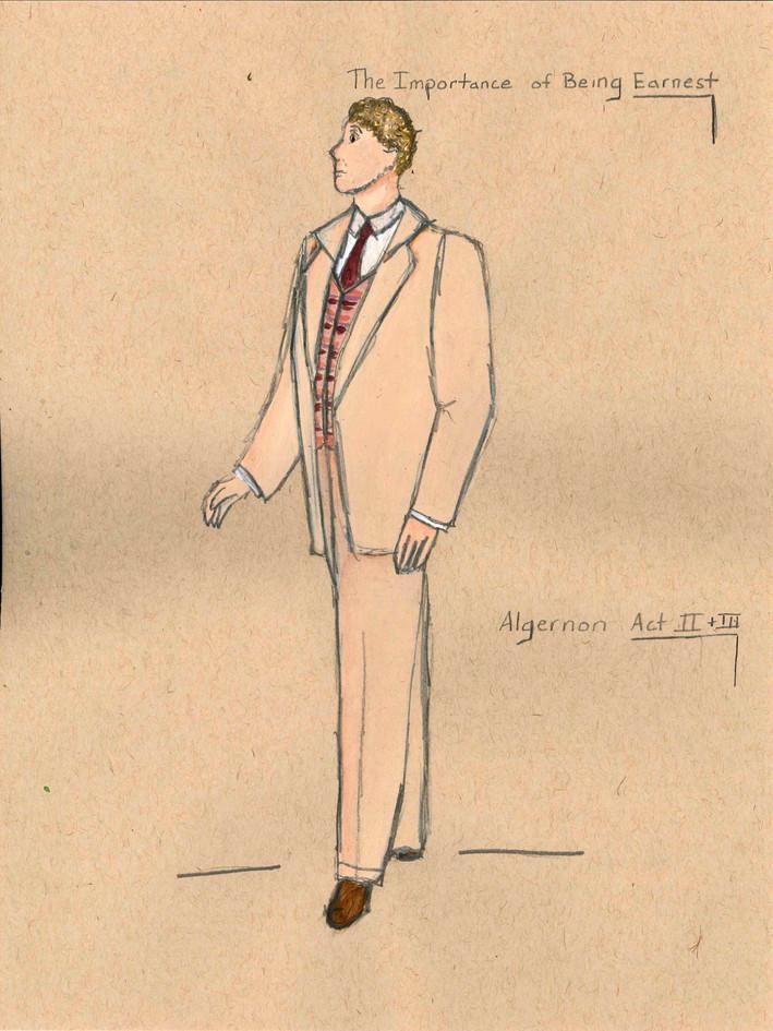 Algernon Act 2 & 3