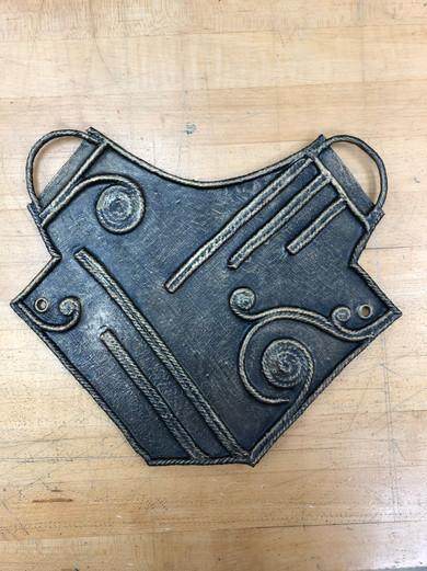 Painted Armor Piece: Shoulder