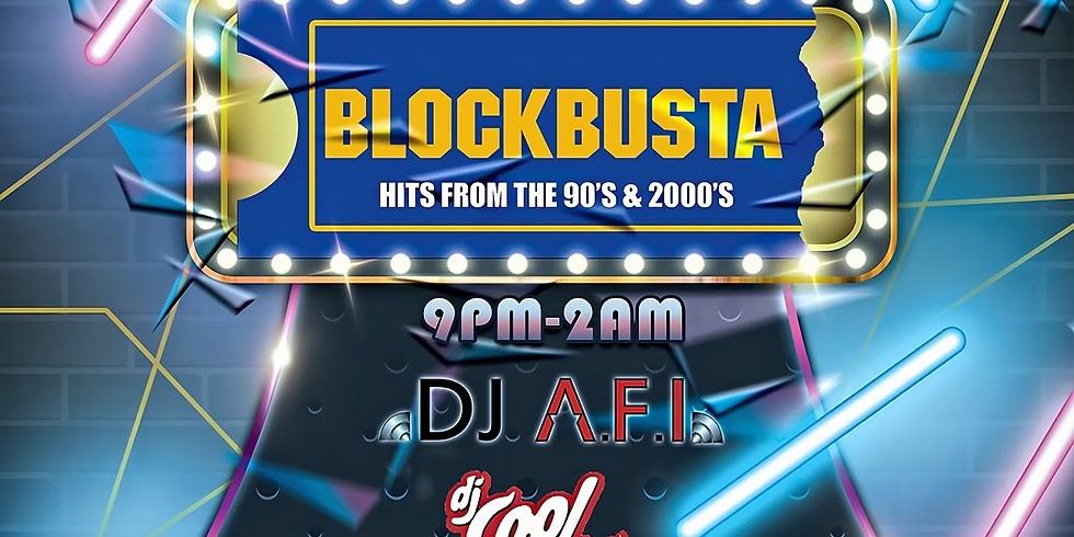 Throwback Thursday - 90s and 2000s Music