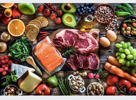 Nutrition, food, diet.