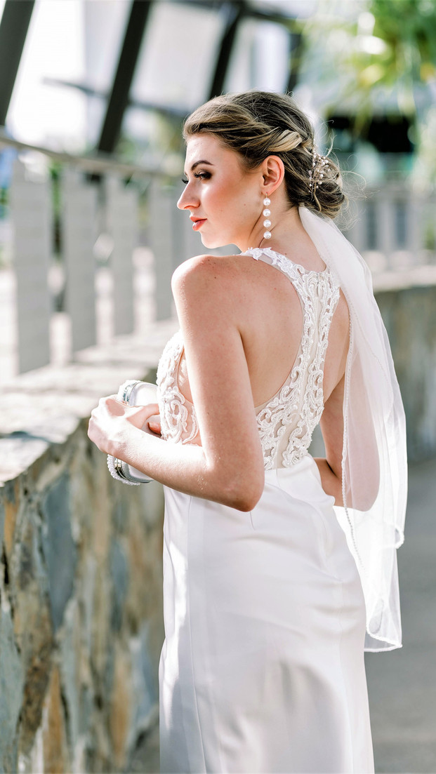 Biance gown