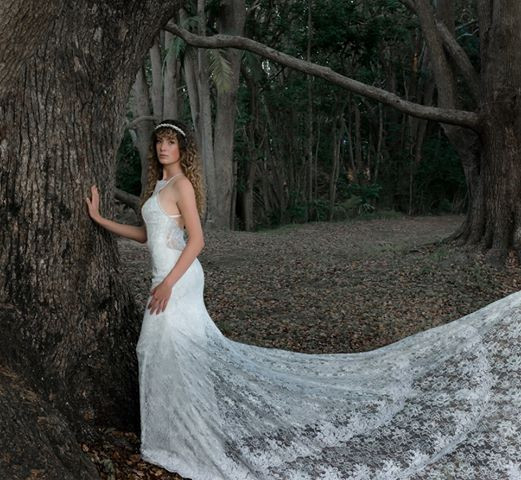 Birdie gown