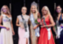 MISS UNIVERSE ICELAND 2016 | Top 5