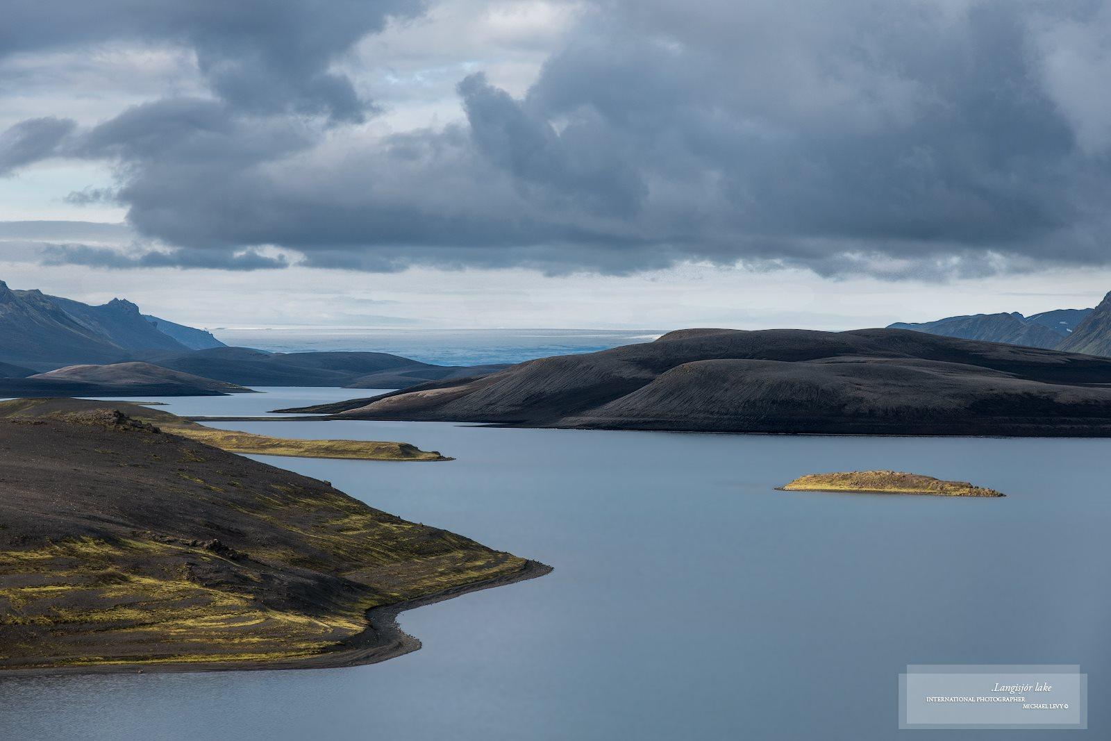 langisjor-lake