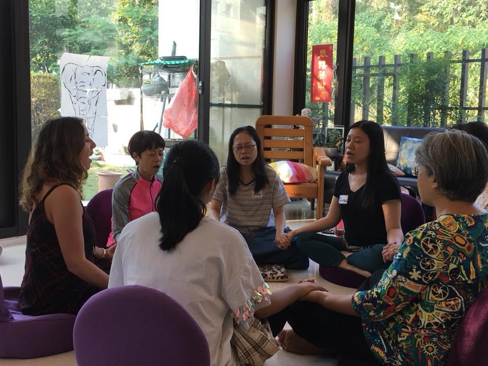 5 Initiations - Taiwan Hsinchu
