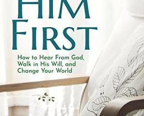 BOOK REVIEW: SEEK HIM FIRST