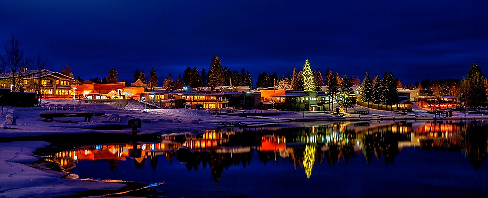 McCall: The beautiful town