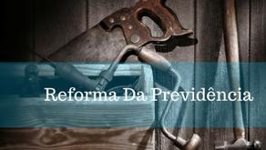 As reformas e a reforma da previdência