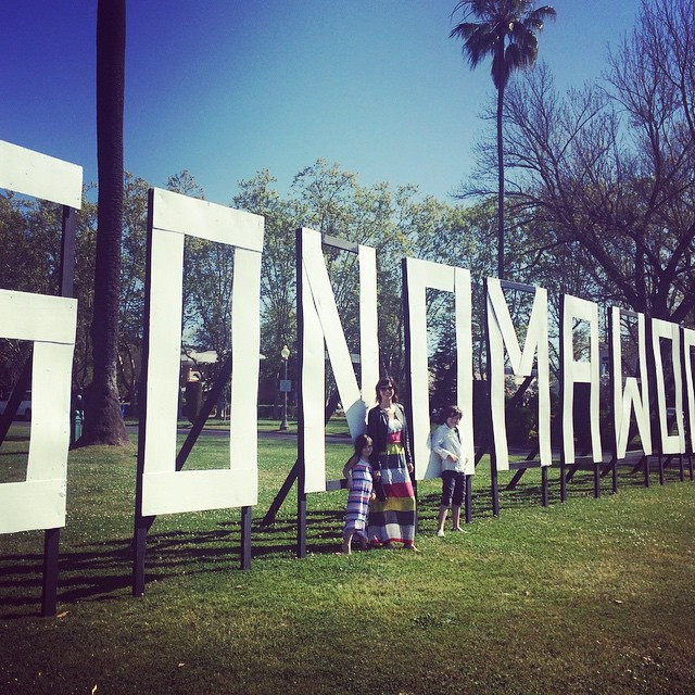 'Sonomawood' - ready for the film festival