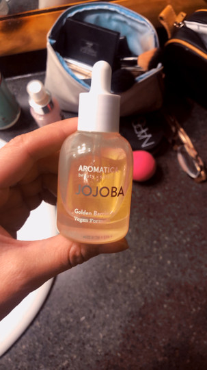 I use this jojoba oil for hair, skin and nails! It is the best one I have tried, so far. It also is rated nicely on the EWG.