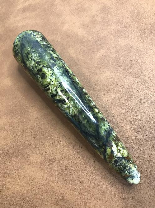 Jungle Jade Wand