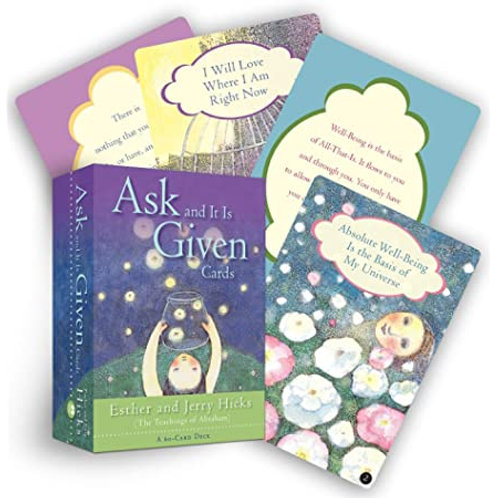 Ask & It Is Given Cards