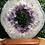 Thumbnail: Amethyst Geode Ring on Wooden Base 3.3kg