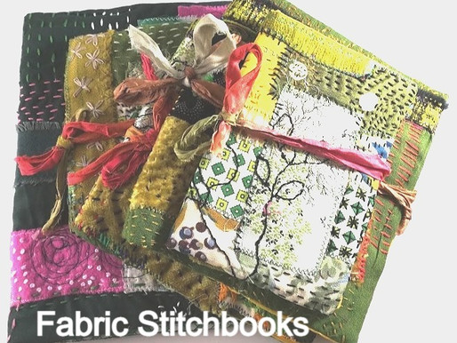 My stitch books - are there to be shared