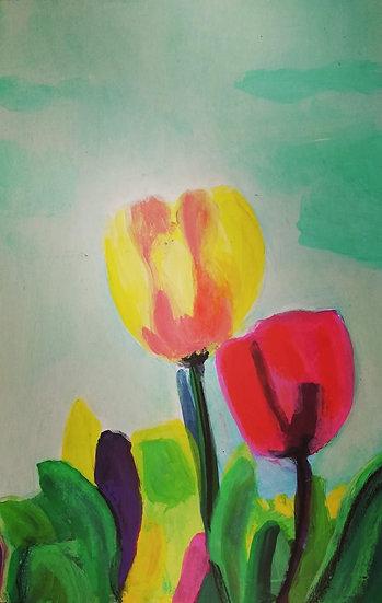 Tulip Bite 3