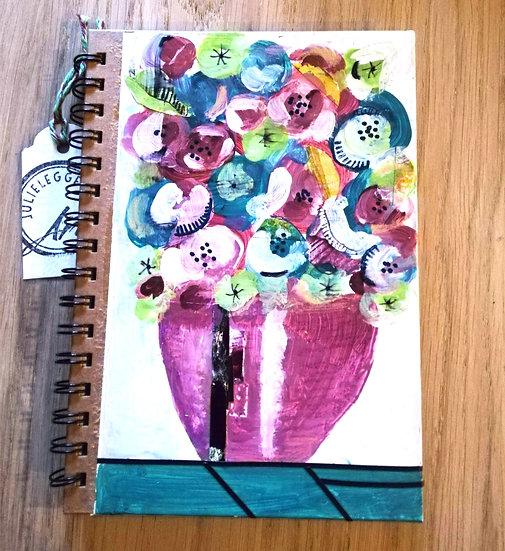 Original art note book