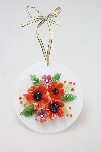 Red-9 Sugar Cookie Botanical
