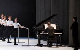 Workshop with the pianist in live