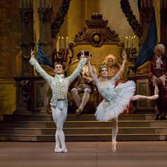 Nureyev's Sleeping Beauty with Massimo Garon Teatro alla Scala