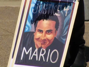 March For Our Lives California Statement on The Murder of Mario Arenales Gonzalez