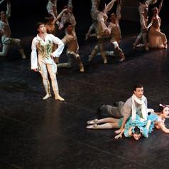 Nureyev's Cinderella