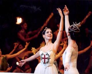 Excelsrio pas de deux Paris Opera