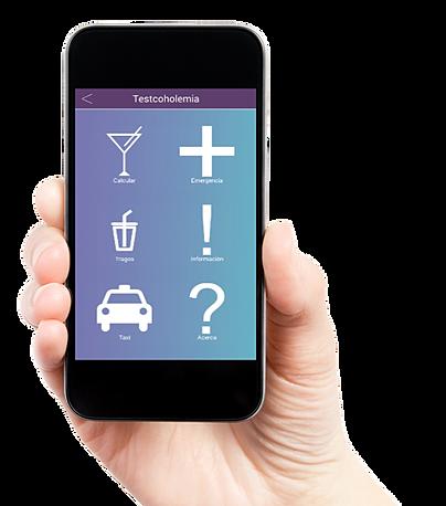 Conoce tu nivel de alcohol con esta app