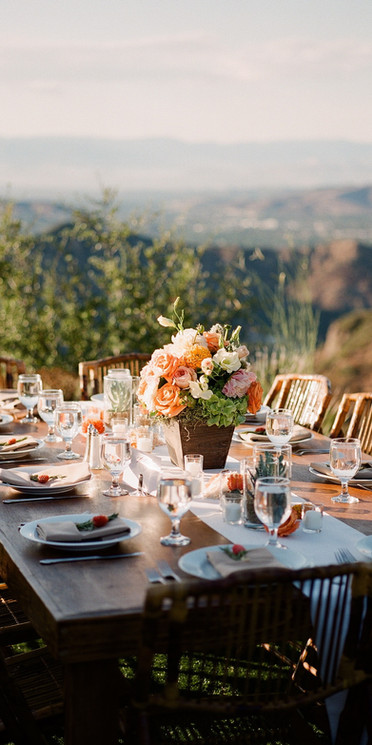 Rancho Cielo Wedding- Featured on Style Me Pretty