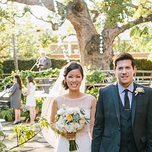 Paula & Aaron ~ Happy Trails, Pasadena