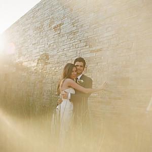 Heather and Stephen ~                                     Rancho Cielo, Malibu