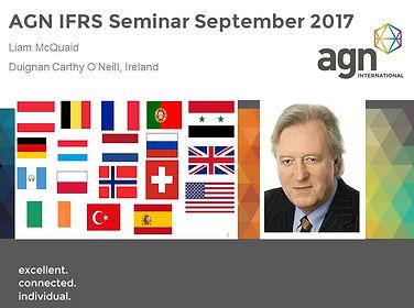 AGN IFRS Seminar September 2017