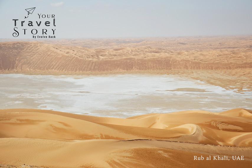 Rub' al Khali, UAE