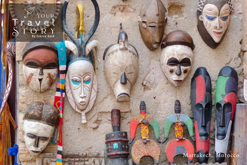 Marrakech, Morocco | Photo: Jose Ramapuram