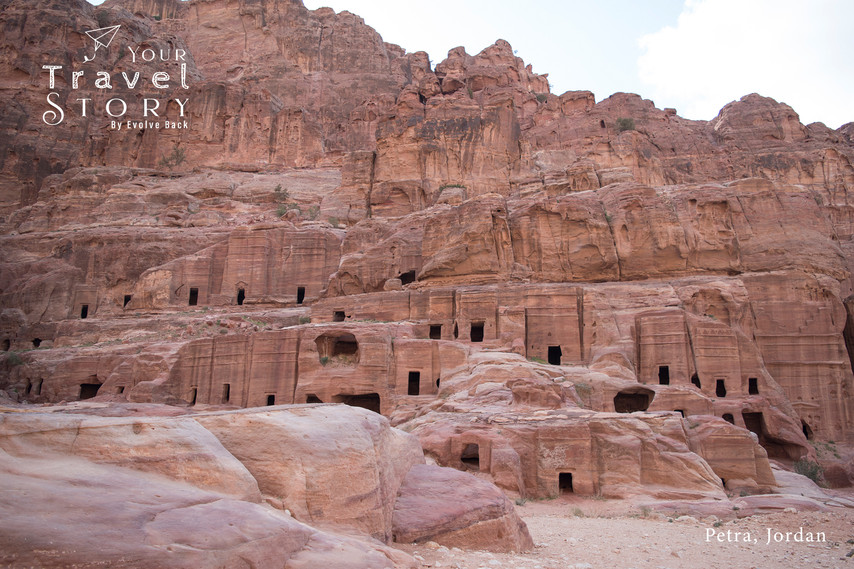 Petra, Jordan | Photo: Jose Ramapuram